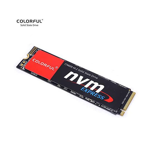Colorful CN600 256GB M.2 NVMe 3D NAND Internal SSD Solid State Drive