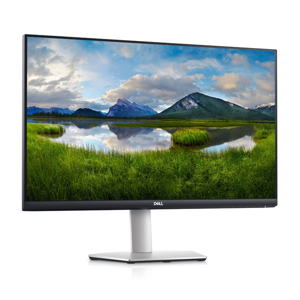 Dell S2721DS 27 inch QHD IPS Monitor AMD FreeSync Refresh Rate 75 Hz, Response Time 5 ms