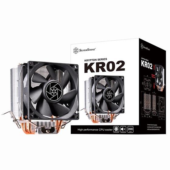 silverstone kr02 krypton cpu cooler 6