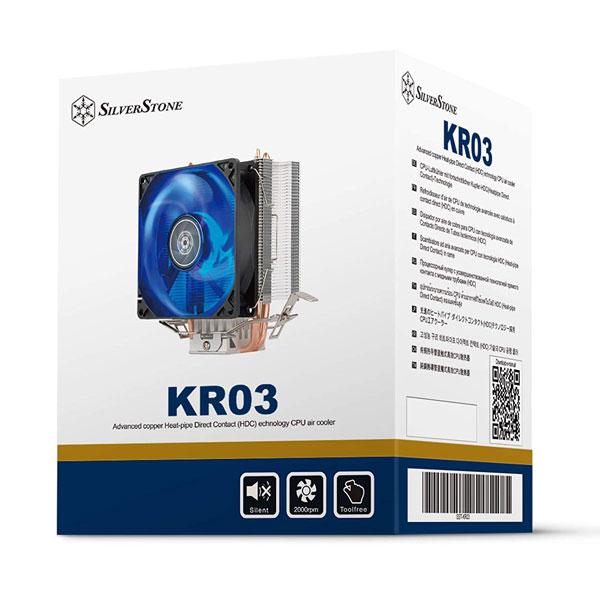 silverstone kr03 krypton cpu cooler 7