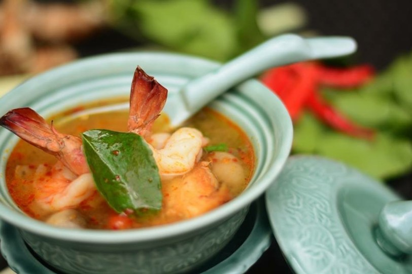 Tom Yum Thalay- winter collection at the spice route