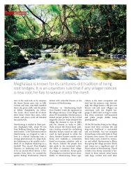 Mawlynnong|Harmony Magazine|Nov.2013