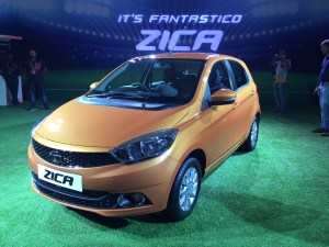 #Fantastico weekend in Goa to test Tata Zica - Day 1