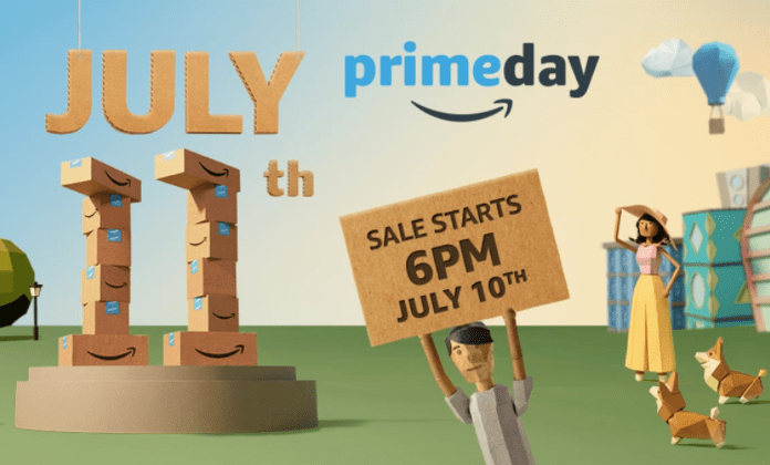 Amazon Prime Day Sale 2017