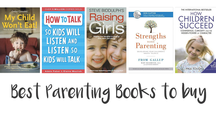 best parenting books for new parents