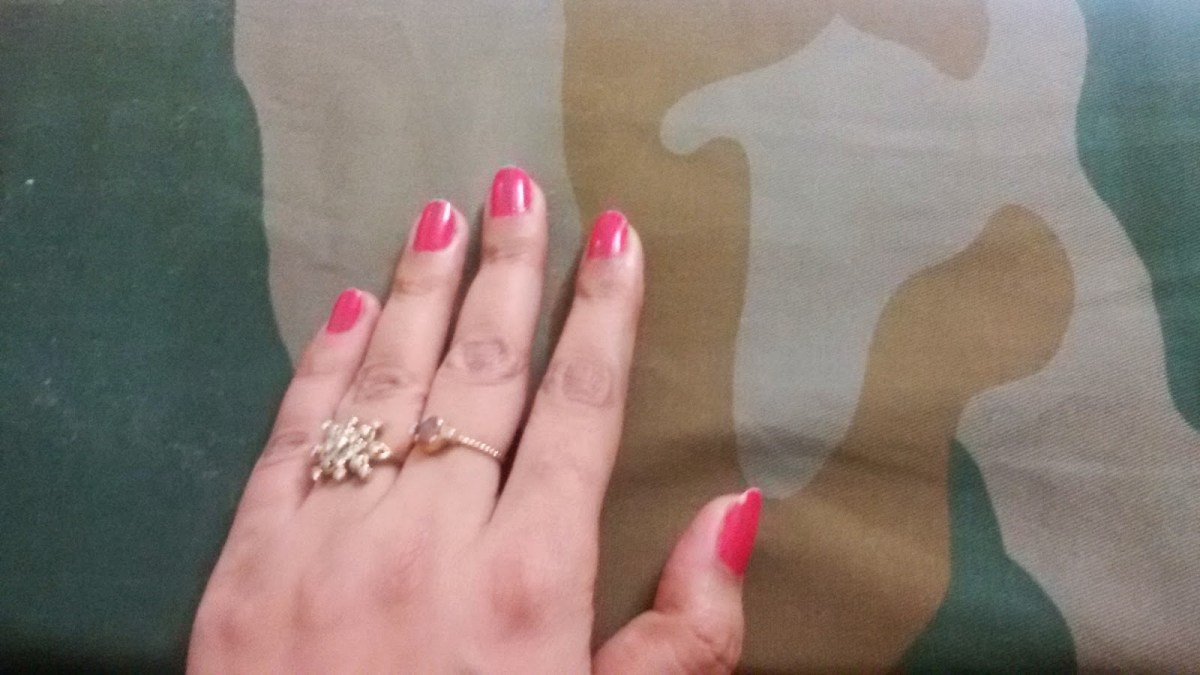 Karwachauth for an Army wife