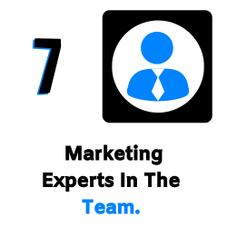 We have less members in are team but they are experts and beings of their work.