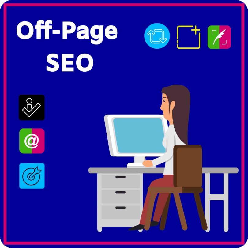 Off Page SEO is another part of SEO. Most of the SEO experts and digital marketing experts focus on this.
