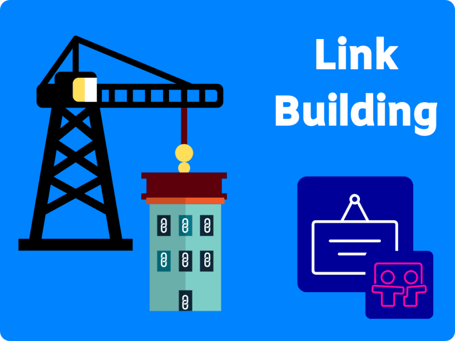 What is link building in Off Page SEO?