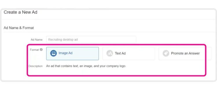 Advertising on Quora.