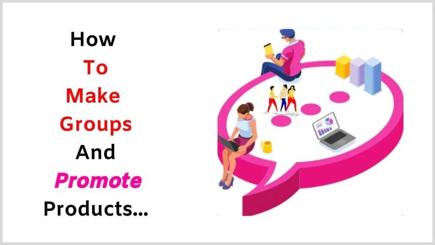Utilizing Groups To Make Money With Amazon Associates.