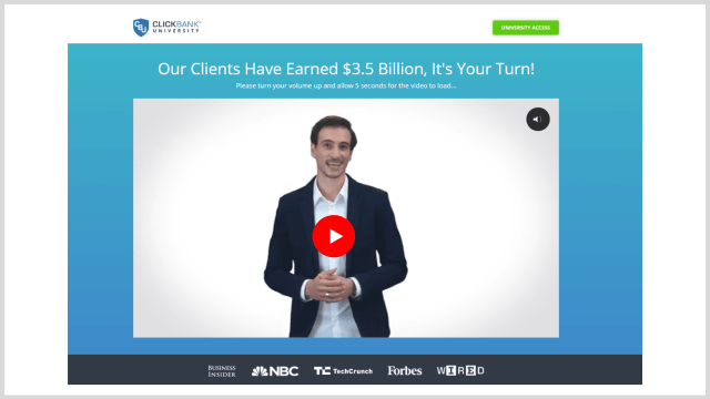 Affiliate marketing mistakes: Make more money with Cickbank.