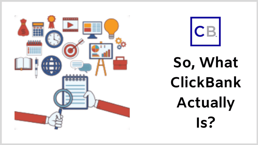 What is Clickbank?