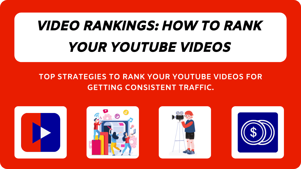 VIdeo rankings: how to rank your YouTube videos in 2020.