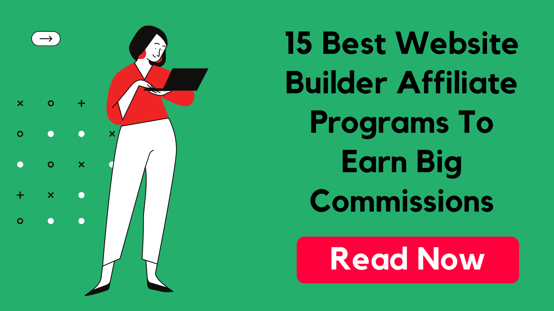 12 Best Website Builder Affiliate Programs