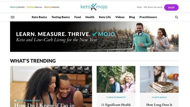 Keto-Mojo affiliate program