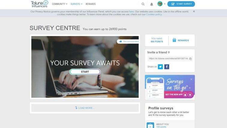 Toluna Review: Can you make money taking surveys?