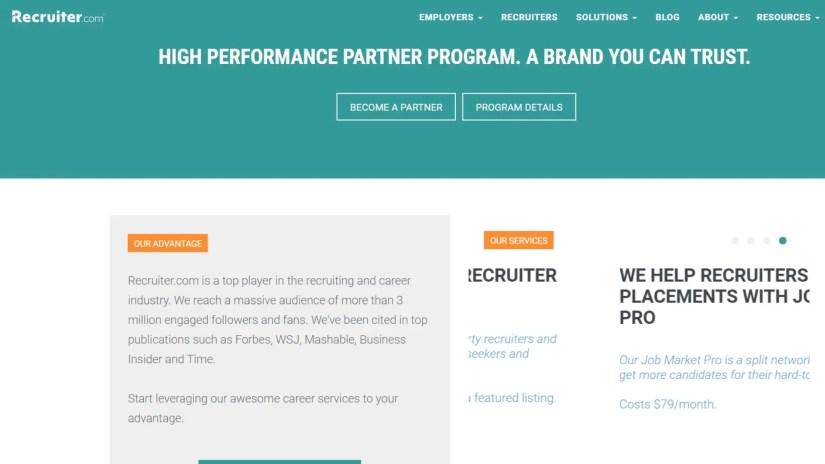 Best Job Search Affiliate Programs