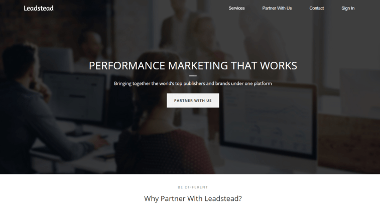 Affiliate Programs That Pay Daily: Leadstead