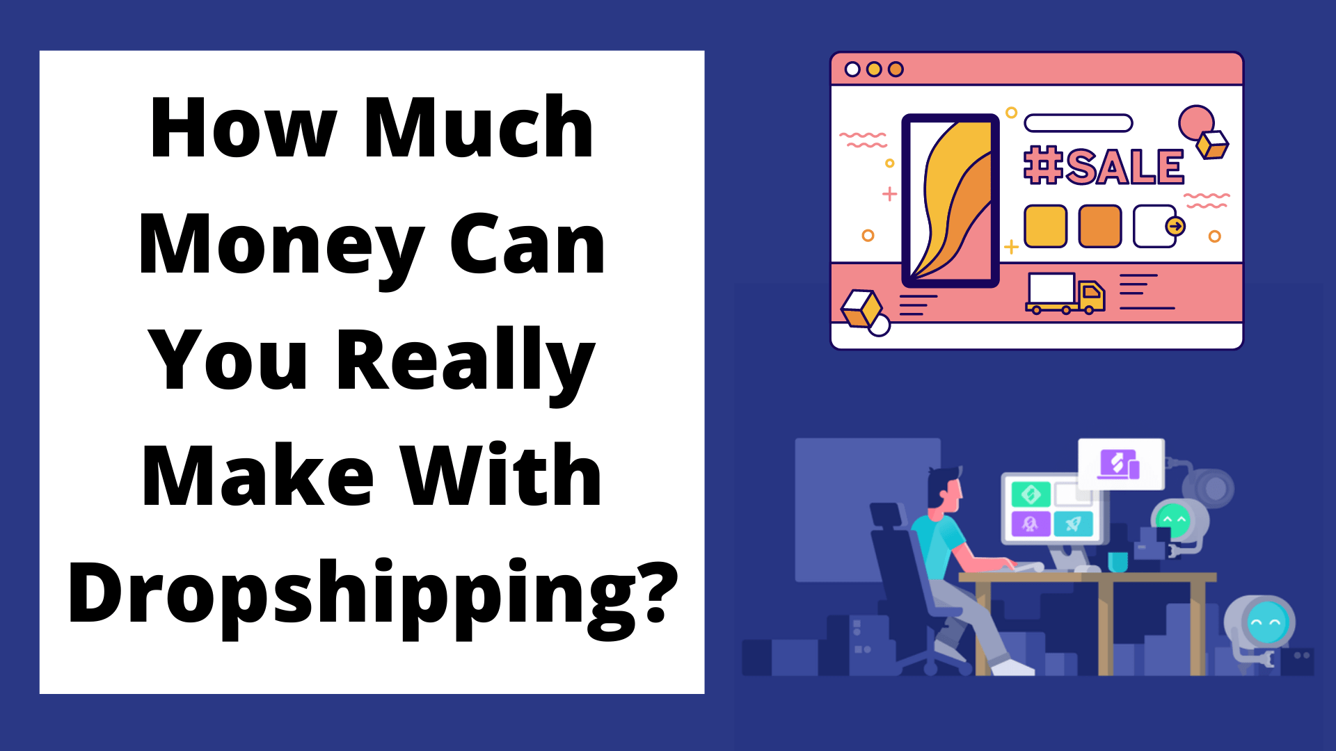 How much money can you make with dropshipping?