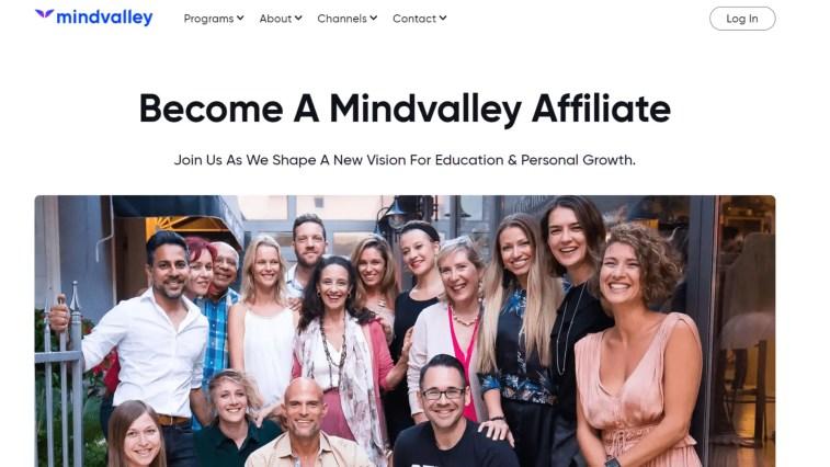 Mindvalley affiliate program