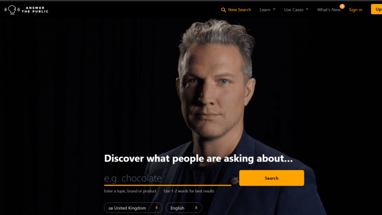 Semrush Alternatives: Answer The Public