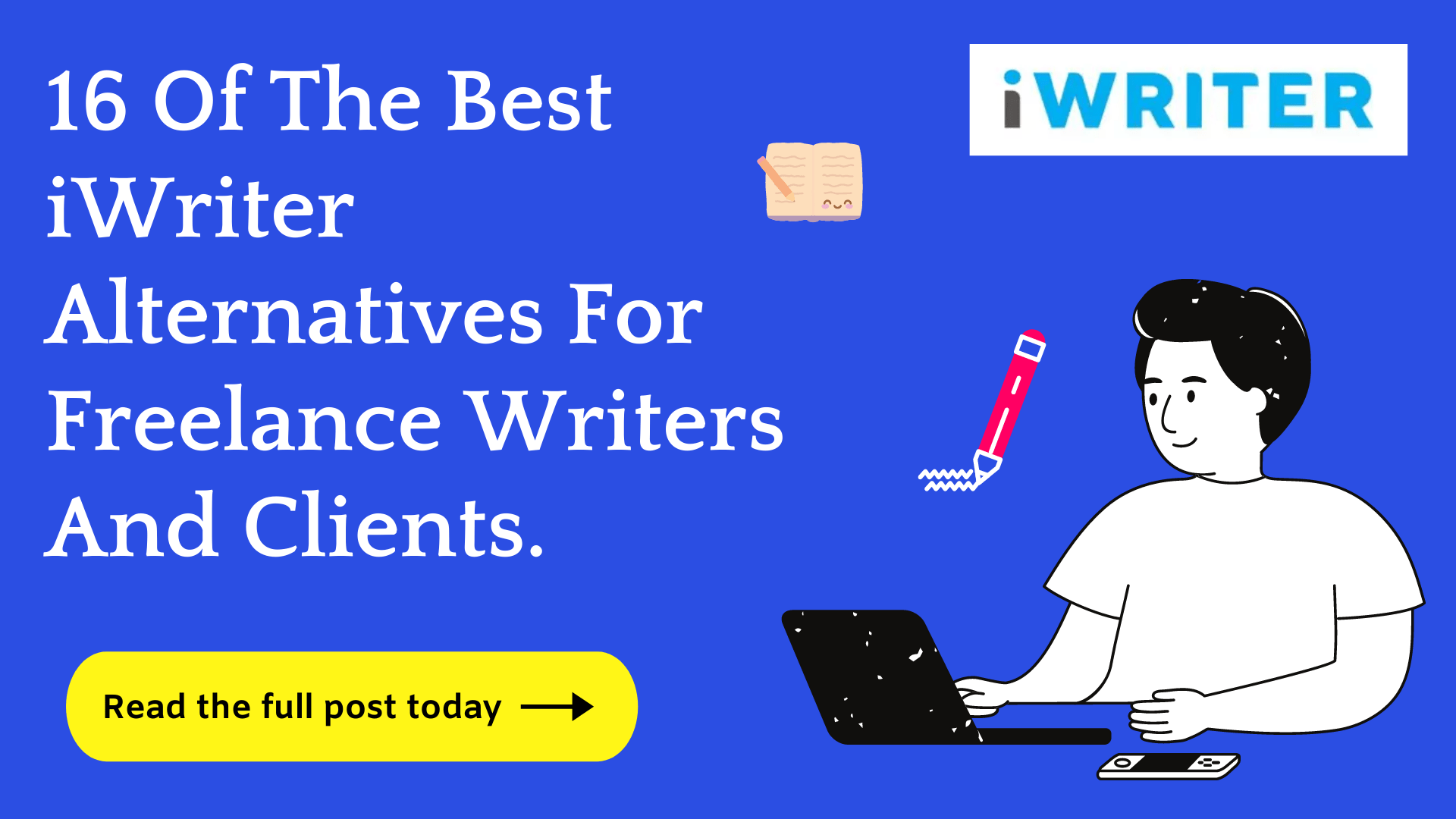 iWriter Alternatives For Writers And Clients