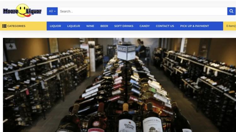 Moore Liquor affiliate program