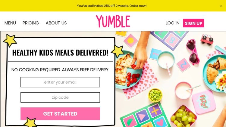 Yumble Affiliate Program