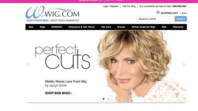 Wig.com Affiliate Program