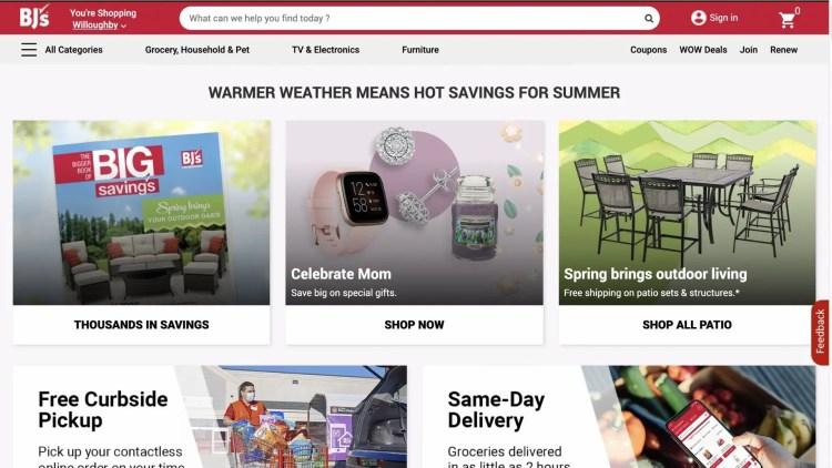 Bjs Wholesale affiliate program