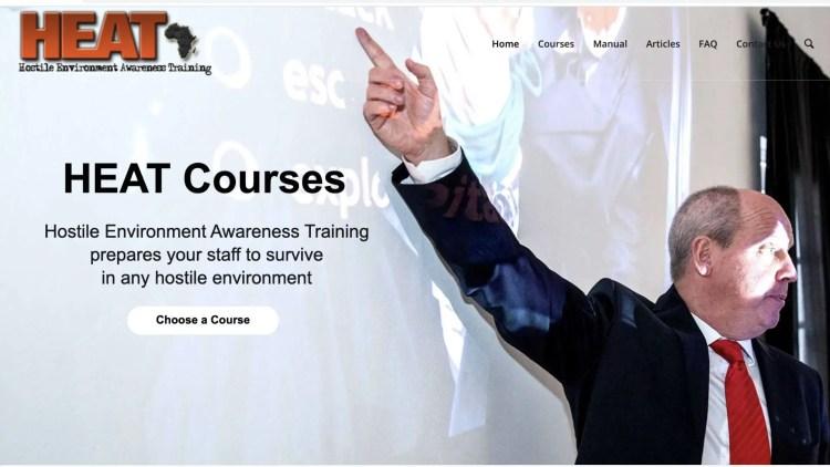 HEAT Survival Training Affiliate Program