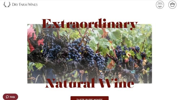Dry Farm Wines Affiliate Program