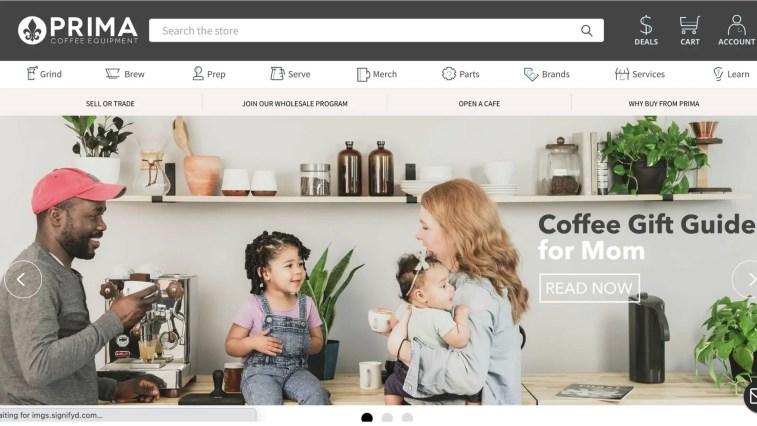 Prima Coffee Affiliate Program