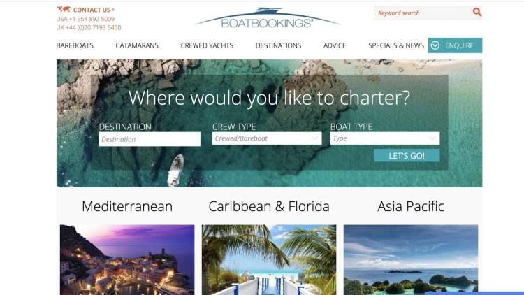 Boatbookings Affiliate Program
