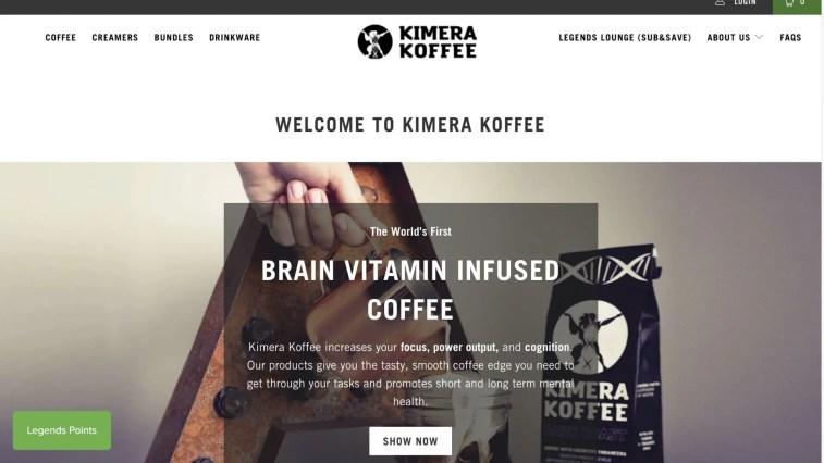 Kimera Coffee Affiliate Program