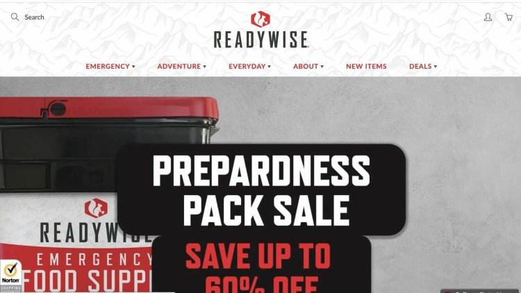 ReadyWise Affiliate Program
