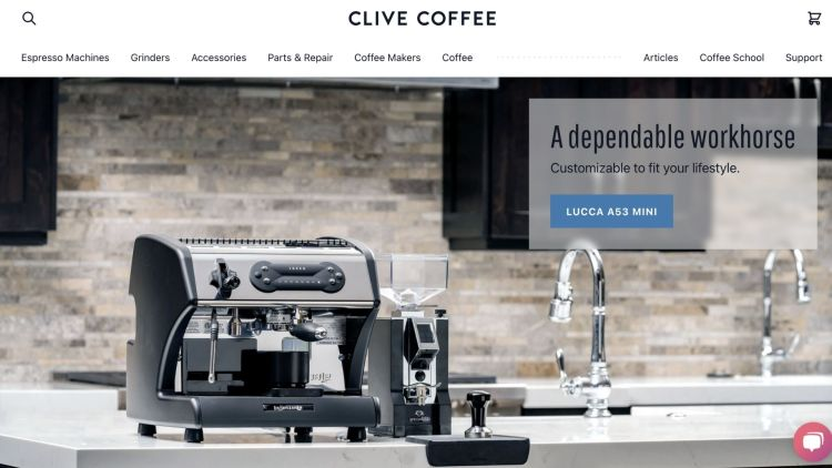 Clive Coffee Affiliate Program