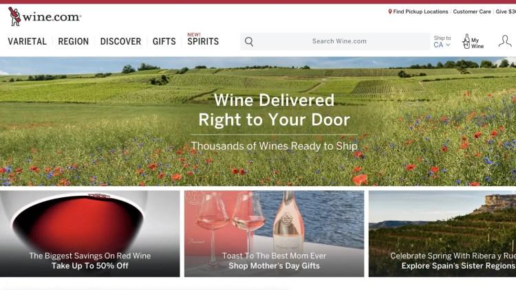 Wine.com Affiliate Program