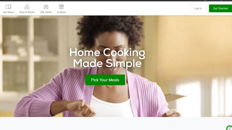 Best meal kit affiliate programs: Home Chef