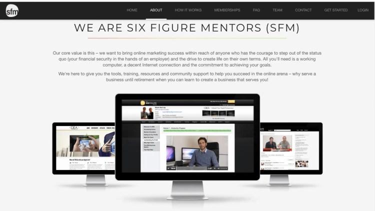 Legendary Marketer Alternatives: Six Figure Mentors