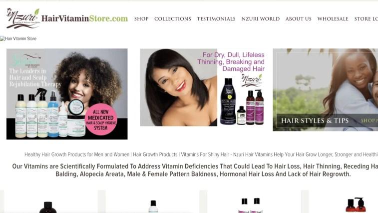 Hair Vitamin Affiliate Program