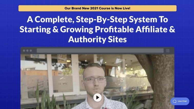 Authority Site System 3.0: Legendary alternative