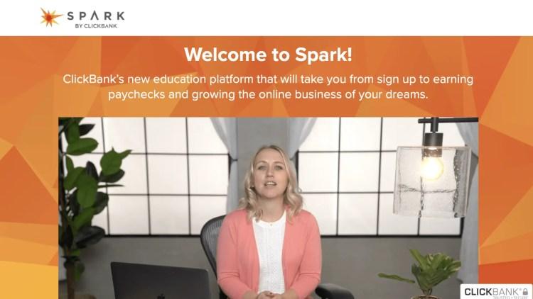 Legendary Marketer Alternatives: Spark By ClickBank