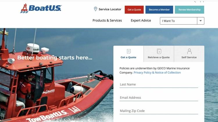 BoatUS Affiliate Program