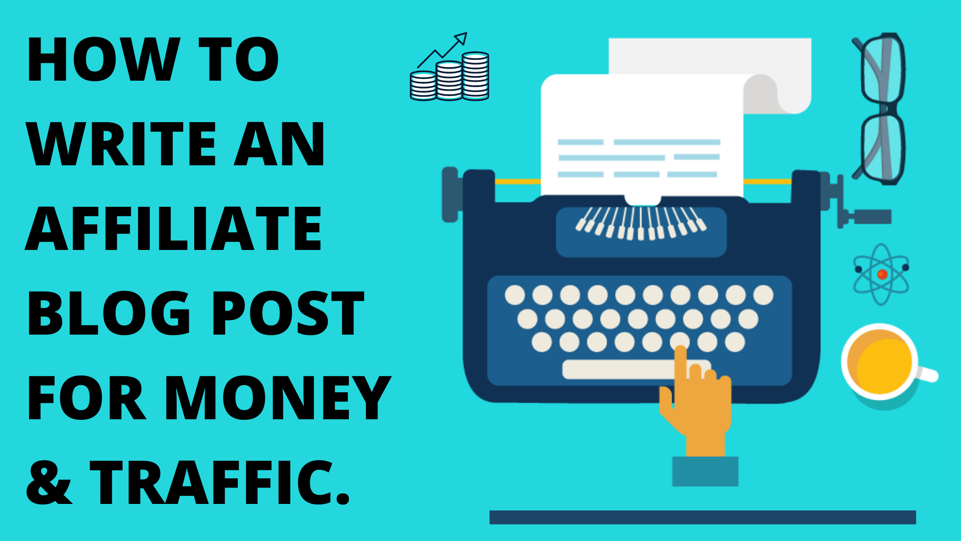 How to write an affiliate blog post
