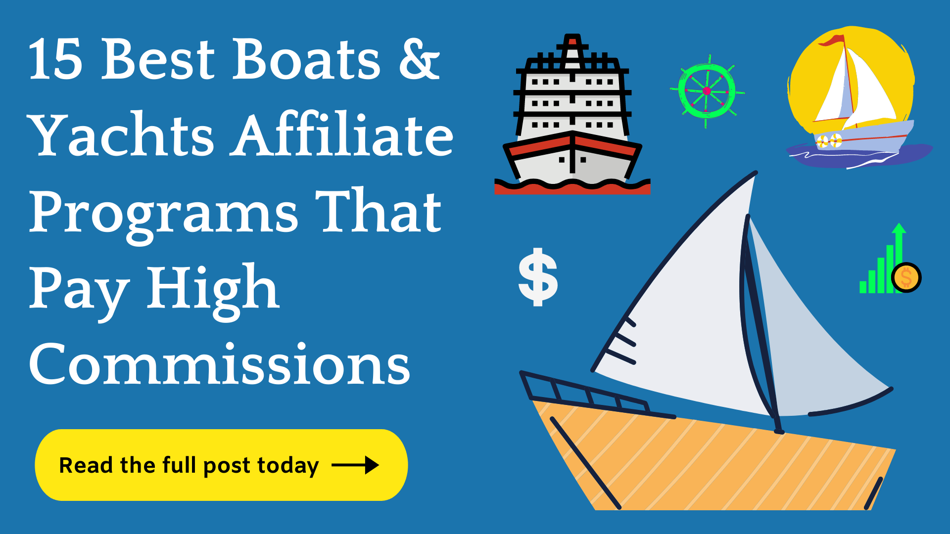 Boats and Yachts Affiliate Programs