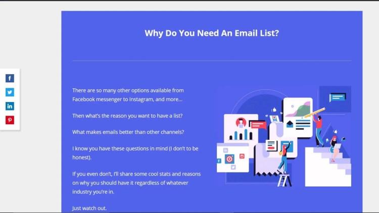 Writing an affiliate marketing blog post