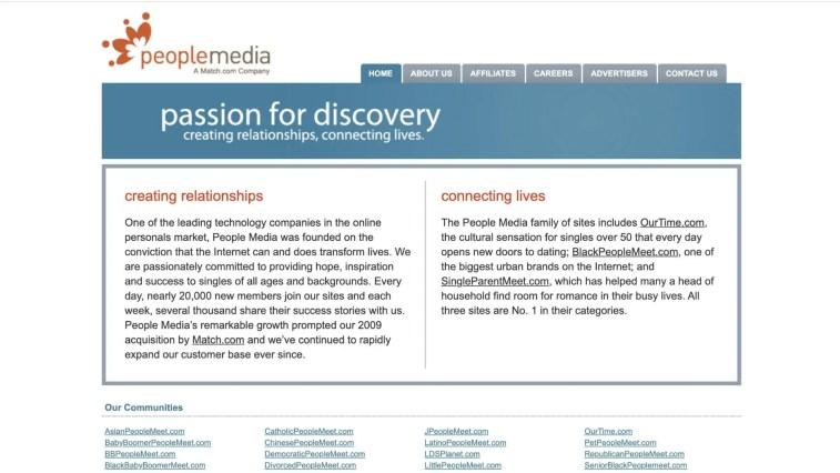 People Media Affiliate Program