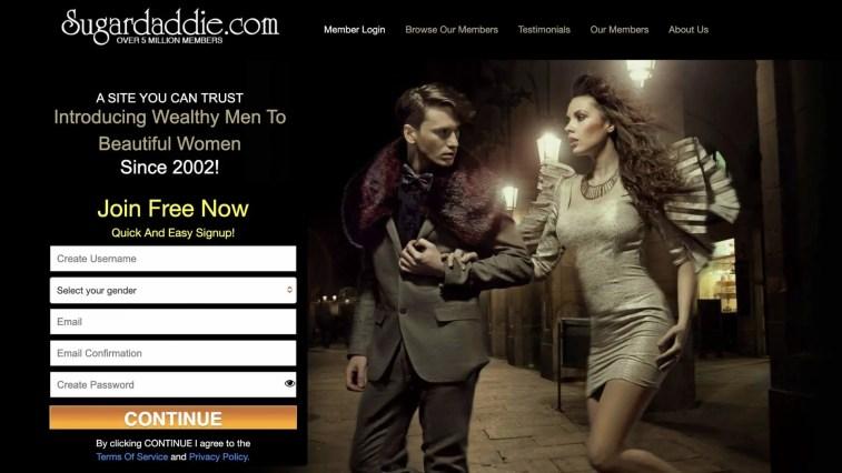 Sugardaddie.com Affiliate Program